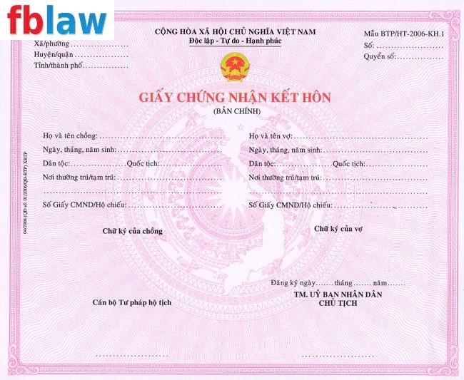 Công ty Luật FBLAW tư vấn hôn nhân - gia đình tại Nghệ An