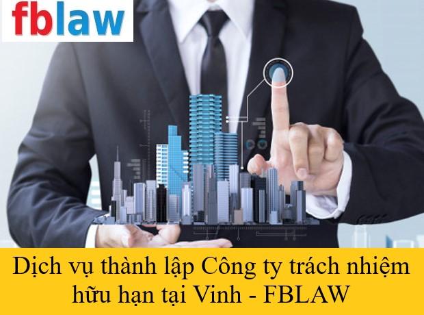 Dịch vụ thành lập Công ty trách nhiệm hữu hạn tại Vinh - FBLAW 1
