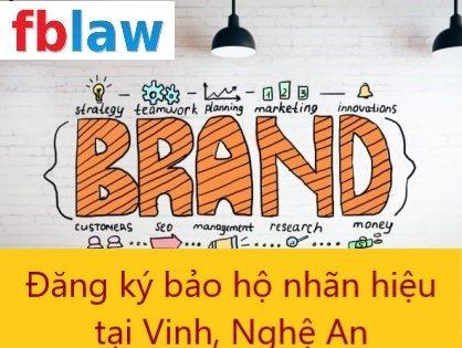 đăng ký bảo hộ nhãn hiệu tại Vinh, Nghệ An - FBLAW 2