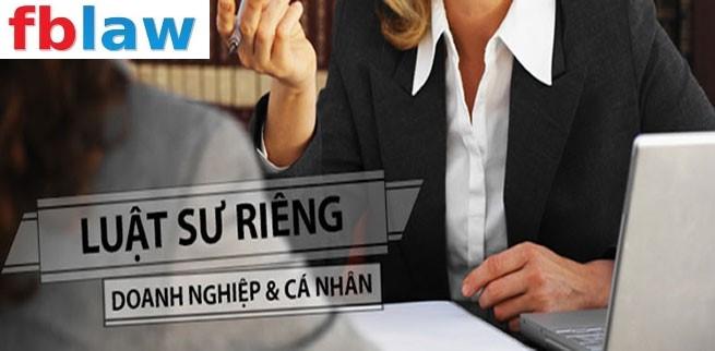 dịch vụ luật sư riêng tại Nghệ An - Công ty Luật FBLAW 1