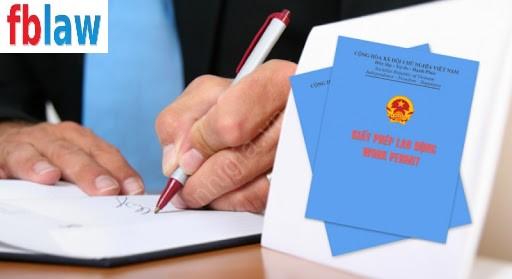 giấy phép lao động cho người nước ngoài tại Nghệ An - FBLAW 2