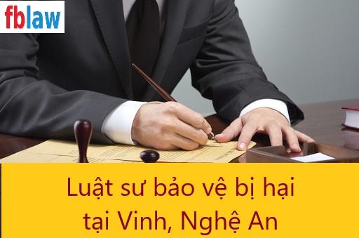 luật sư bảo vệ bị hại tại Vinh, Nghệ An - công ty Luật FBLAW 3