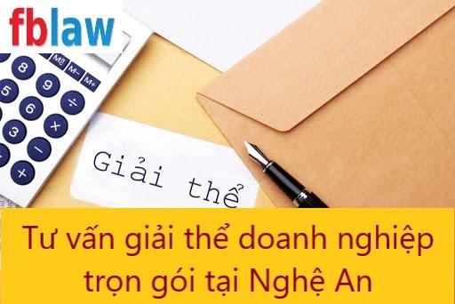 tư vấn giải thể doanh nghiệp trọn gói tại Nghệ An - fblaw 4