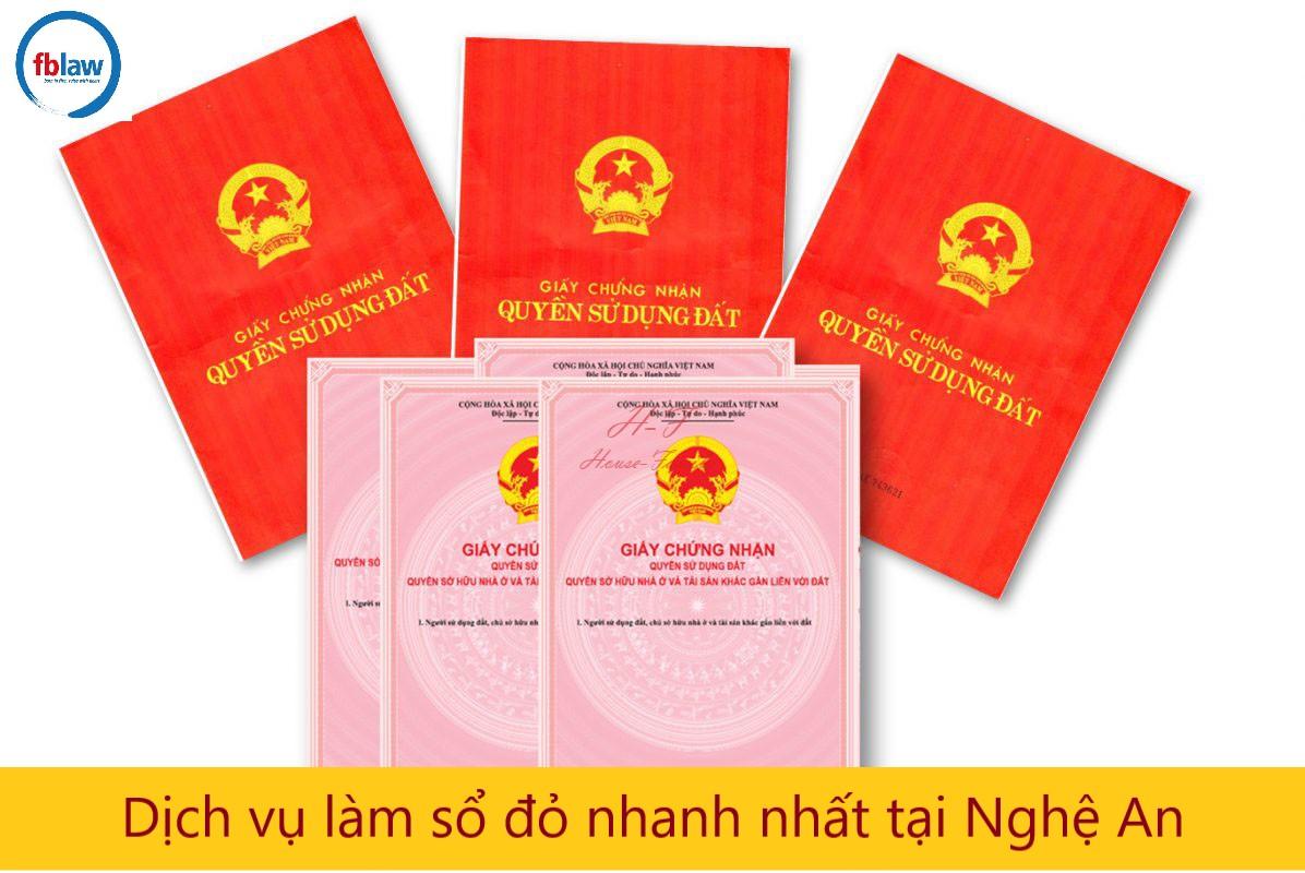 dịch vụ làm sổ đỏ nhanh nhất tại Nghệ An - Công ty Luật FBLAW 8