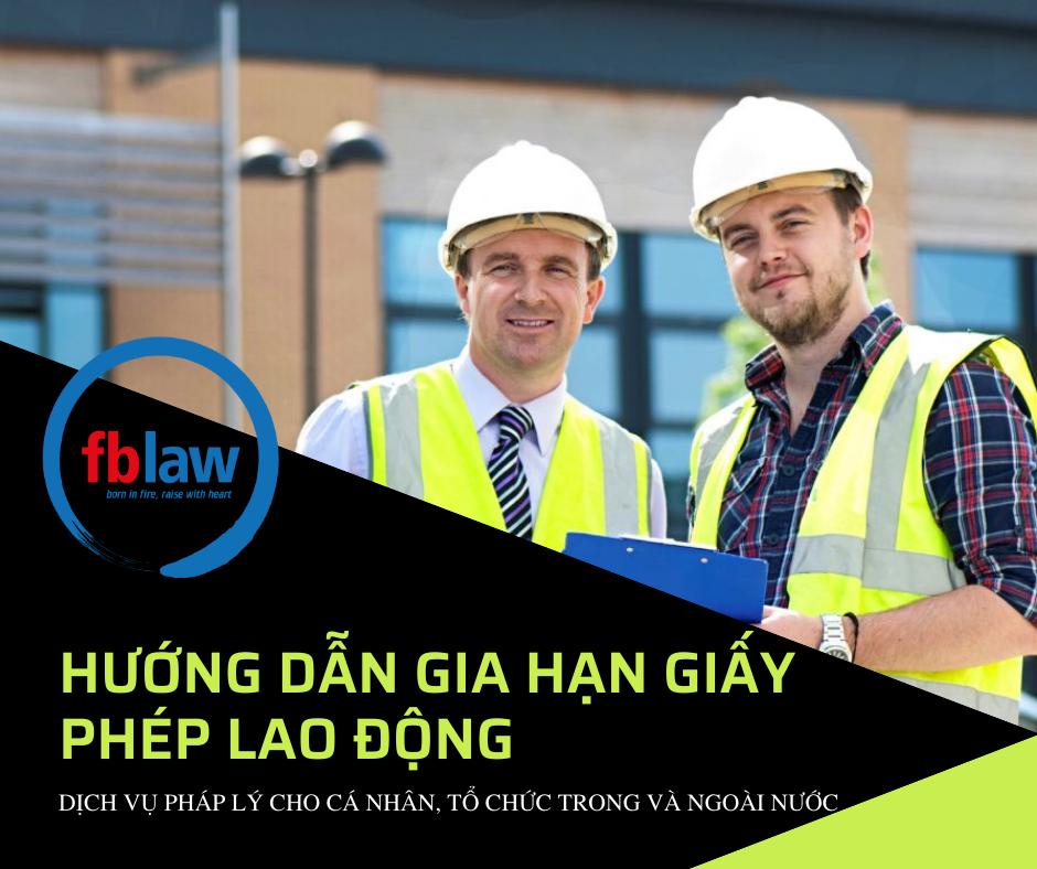 Thủ tục gia hạn giấy phép lao động cho người nước ngoại tại Nghệ An