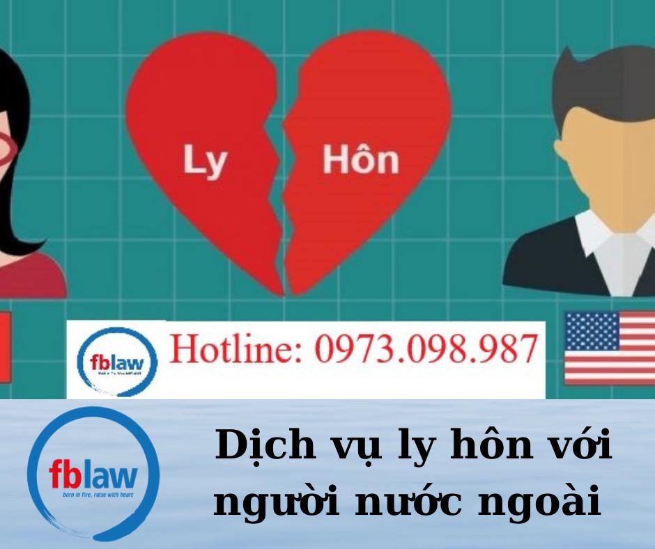 Dịch vụ ly hôn với người nước ngoài tại Hà Tĩnh