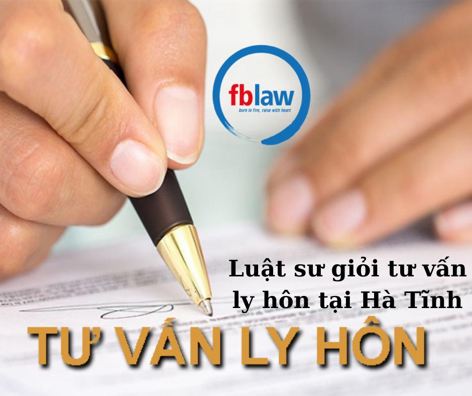 Luật sư ly hôn tại Hà Tĩnh