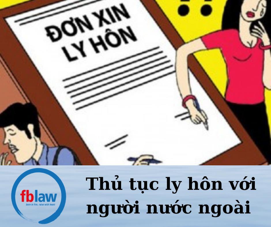 Thủ tục ly hôn với người nước ngoài tại Hà Tĩnh