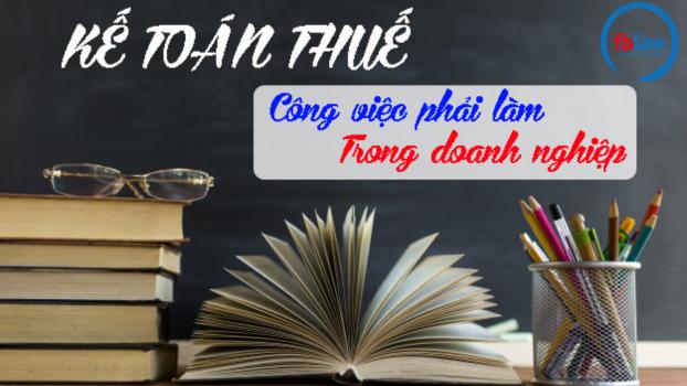 Dịch vụ kế toán thuế cho doanh nghiệp tại TP Vinh, Nghệ An