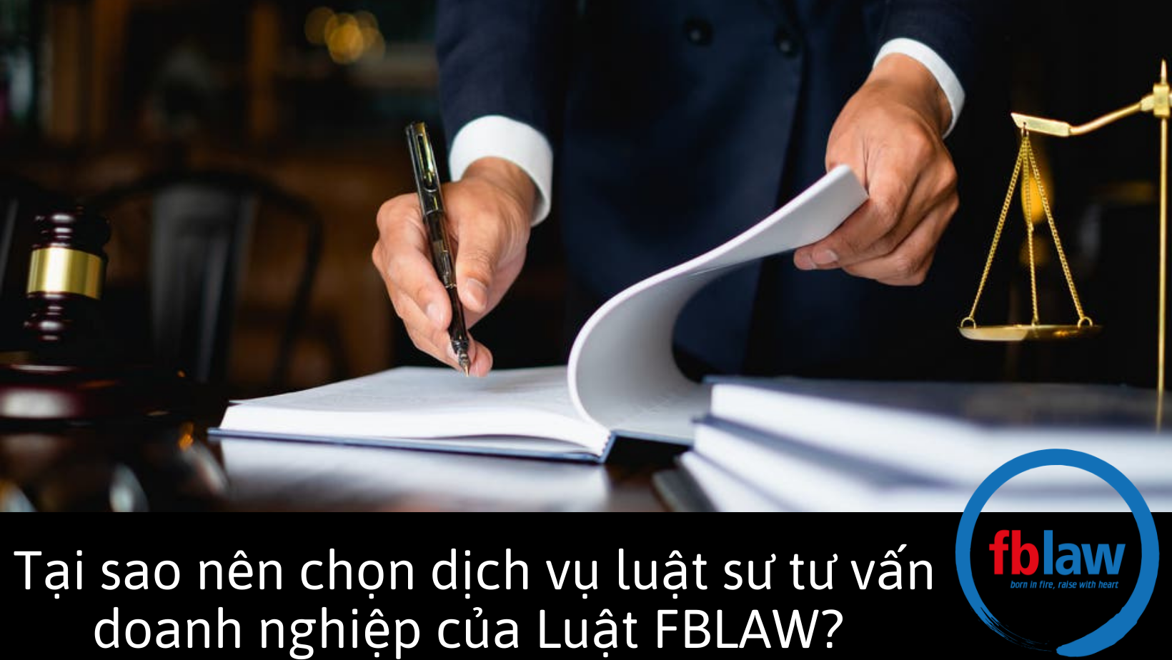 dịch vụ luật sư tư vấn doanh nghiệp tại Hà Tĩnh của Fblaw